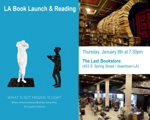 Last Bookstore Invite